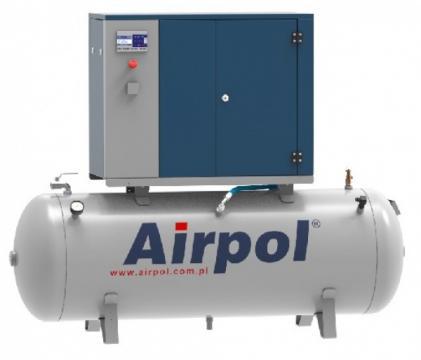 Compresor cu surub Airpol K3 de la Tehnic Depo Srl