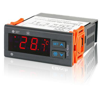 Controler digital -50 ... +50*C, 2 sonde NTC