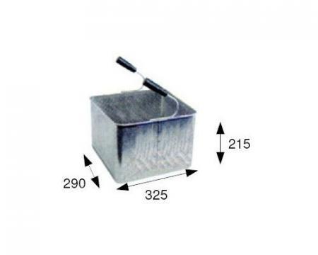 Cos de fiert paste 325x290x115mm