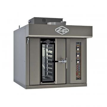 Cuptor gastronomic rotativ Zucchelli Forni Top-Minicombo de la GM Proffequip Srl