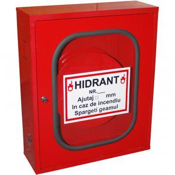 Cutie hidrant interior neechipata, geam si cheder