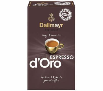 Cafea macinata Dallmayr Espresso D'oro 250g de la KraftAdvertising Srl