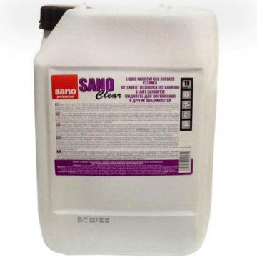 Detergent geamuri Sano Clear (10litri)