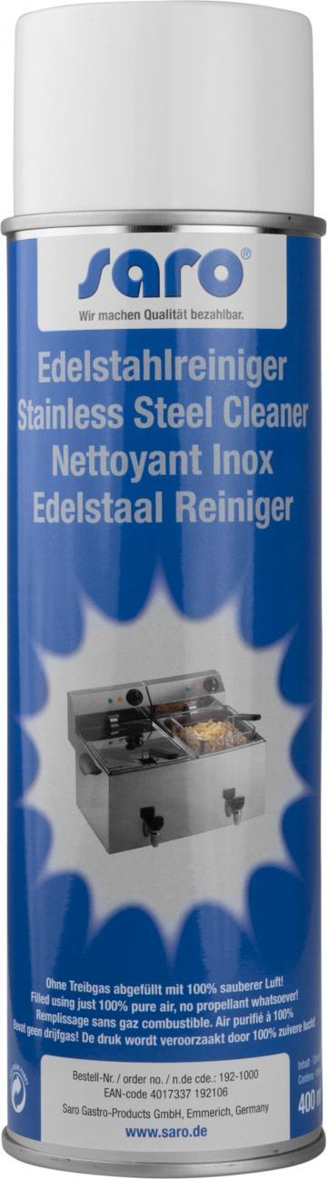 Detergent pentru otel inoxidabil R 50 de la Clever Services SRL