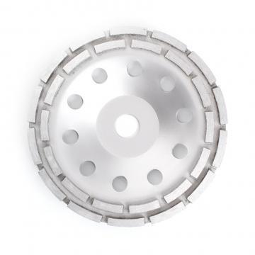 Disc oala diamantat de slefuit beton si piatra 180 mm