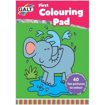 Carte de colorat Early Activities de la A&P Collections Online Srl-d