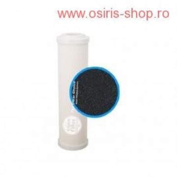 Element filtru ceramic cu carbune activ