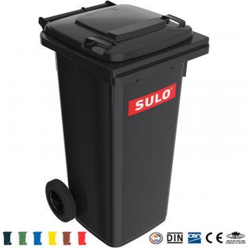 Europubela 120litri din plastic - Sulo (Germania)