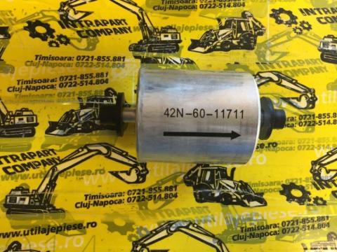 Filtru ulei hidraulic Komatsu - 42N-60-11711 de la Intrapart Company Srl