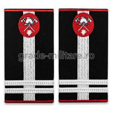 Grade Locotenent Colonel pompieri IGSU de la Hyperion Trade