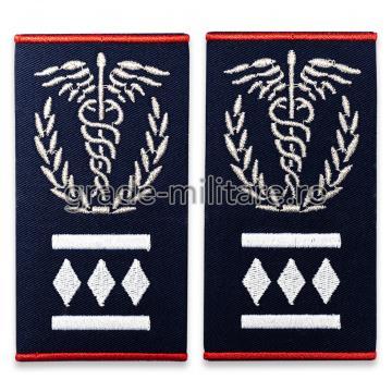 Grade medic comandant regional Gradul III ambulanta de la Hyperion Trade