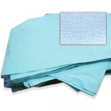 Hartie creponata sterilizare 100x100cm, autoclav/EO