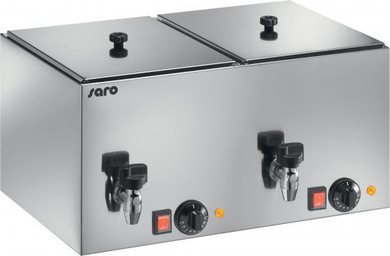 Incalzitor pentru carnati HD 200 de la Clever Services SRL