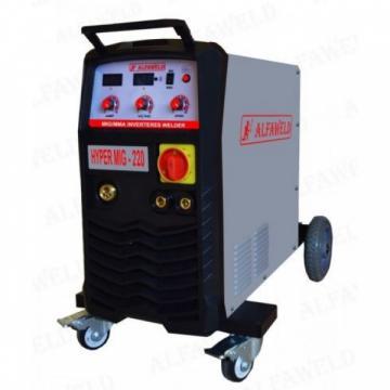 Invertor sudura AlfaWeld MIG-MAG Hypermig 220A de la Tehnic Depo Srl