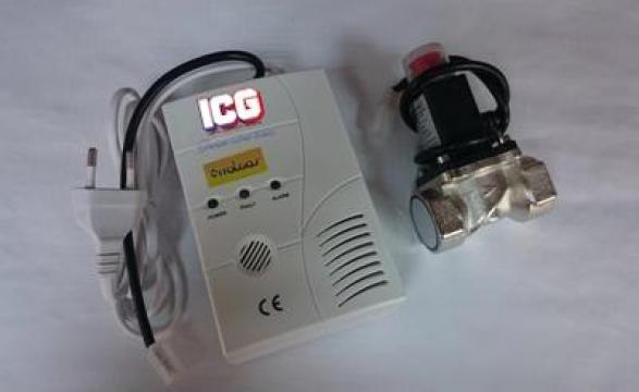 Kit detectie gaz Italgas 1