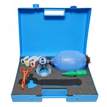 Kit resuscitare si reanimare fara butelie de oxigen Speed 3