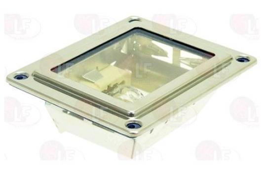 Lampa G9 25W 240V cu receptacul