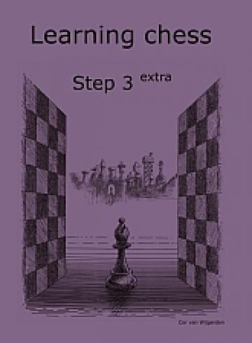 Caiet de exercitii, Step 3 Extra - Workbook / Pasul 3 extra de la Chess Events Srl