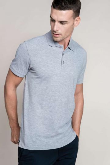 Tricou Men's Short Sleeve Pique Polo Shirt de la Top Labels