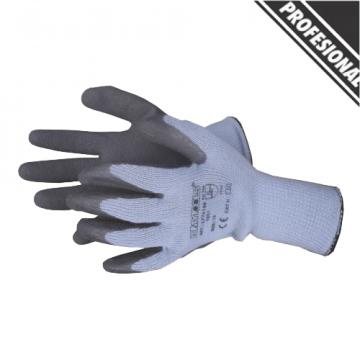 Manusi bumbac cu latex protectie LT74149 de la Altdepozit Srl