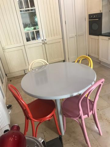 Masa Ava cu scaune 6016