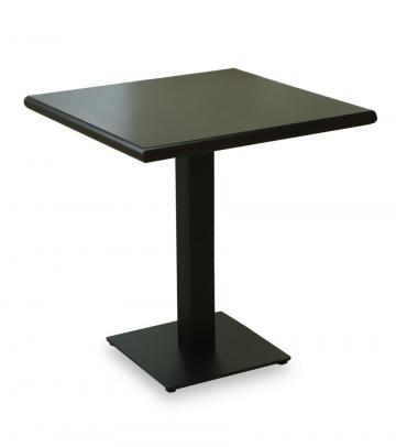 Masa cu picior metalic de la Mobirom