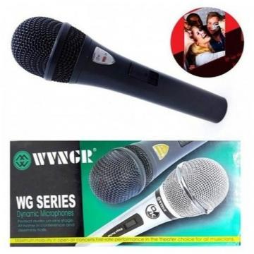 Microfon cu fir dinamic profesional WVNGR WG-38 de la Startreduceri Exclusive Online Srl - Magazin Online - Cadour