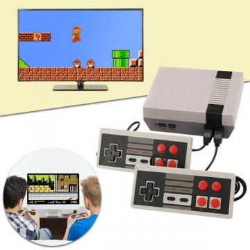Mini consola retro pentru jocuri pe televizor cu 620 jocuri