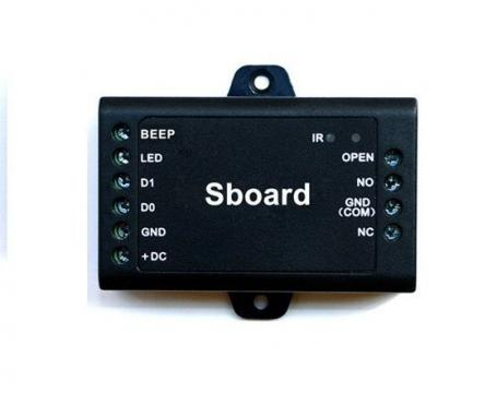 Modul de control acces pentru o usa uni-directionala S-Board de la Lax Tek
