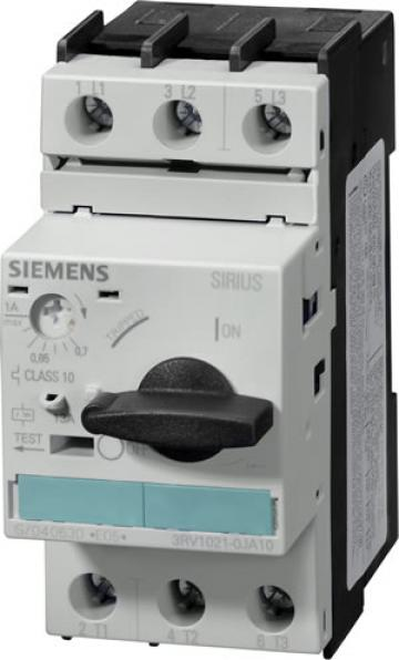 Motorstarter/disjunctor Siemens 3RV1021-0GA10