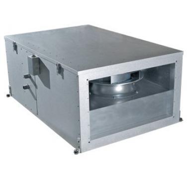 Centrala de ventilatie PA 04 W2
