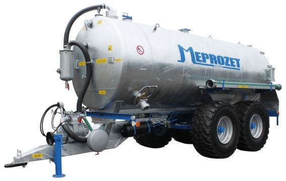 Vidanja PN 1/14A - 16.000 litri de la Romagrotehnica Srl.