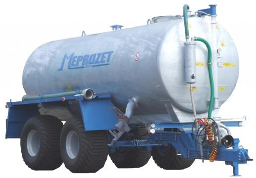 Vidanja PN 3/18 (18.000) - 18.000 litri de la Romagrotehnica Srl.