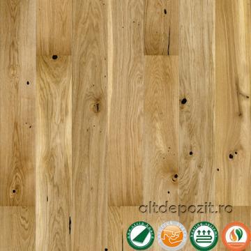 Parchet triplustratificat stejar Raisins Medio 14 mm