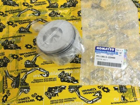 Piston motor buldoexcavator Komatsu WB93, WB97 de la Intrapart Company Srl