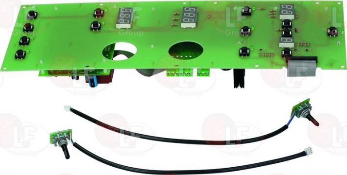 Placa electronica cu buton de comanda cuptor Lainox de la Kalva Solutions Srl