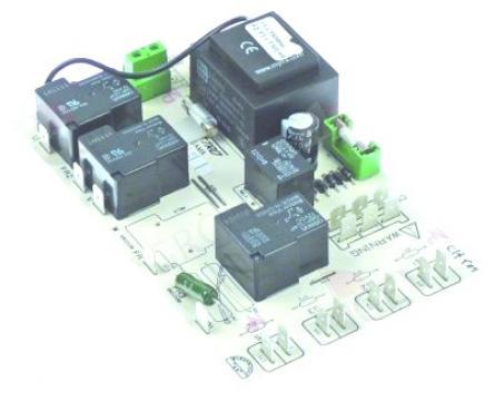 Placa electronica (placa de baza) pentru mixer aluat