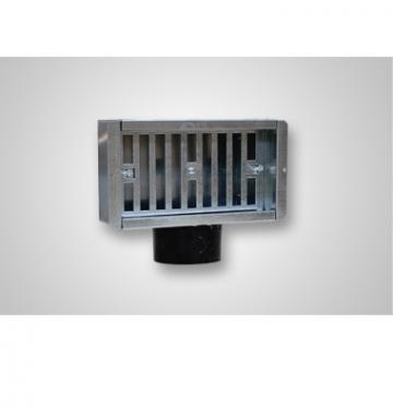 Plenum ventilatie perete 1 x 75 200x100 lateral de la Altecovent Srl