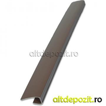 Profil terminatie PVC U de la Altdepozit Srl