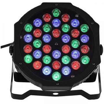 Proiector joc de lumini PAR Led cu 36 Leduri RGB