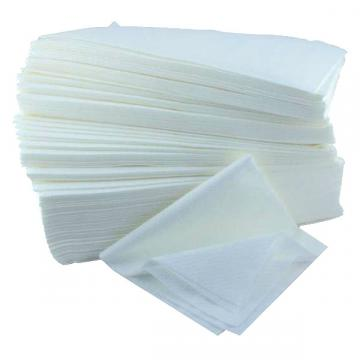 Prosop hartie aerata, alb, 40x45cm, 50g/mp (50 buc)