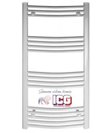 Radiator portprosop curbat 500x700 de la ICG Center