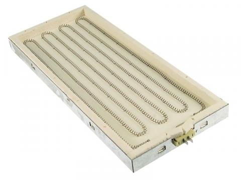 Rezistenta radiator dreptunghiular 1500W de la Kalva Solutions Srl