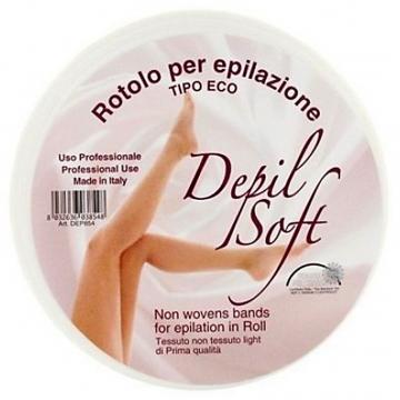 Rola hartie epilat Depil Soft latime 7cm - Roial (100 ml)
