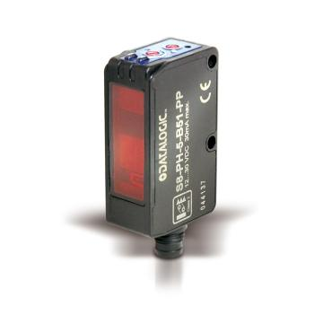 Senzor fotoelectric compact, plastic S8-PR-3-M01-PP de la MLC Power Automation AG Srl