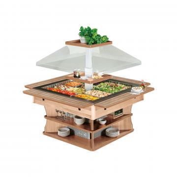 Salad bar Oasi de la GM Proffequip Srl