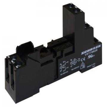 Soclu pentru releu 5mm,8p Schrack de la Kalva Solutions Srl
