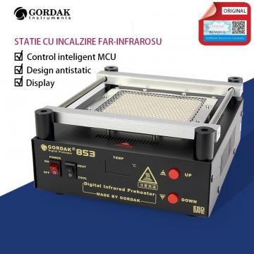 Statie de lipit cu infrarosu Gordak 853 de la Retail Net Concept SRL