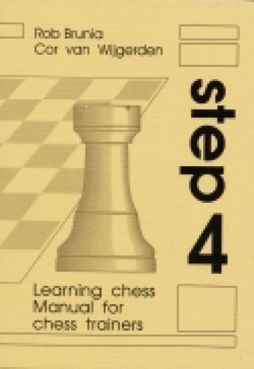Carte, Step 4 - Manual for chess trainers de la Chess Events Srl