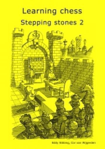 Carte, Stepping stones 2 de la Chess Events Srl